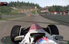 Lap Spa Francorchamps In F1 2013: Video