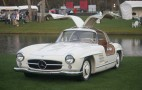 Mechanic Crashes Rare Mercedes-Benz 300SL