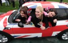 MINI Sets Another Pair Of Oddball World Records