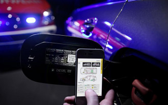 Mercedes-Benz Creates QR Codes To Save Lives