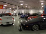 A small part of Lingenfelter's collection.