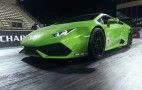 This twin-turbo Lamborghini Huracán makes 1,439 hp at the wheels and runs 8s