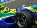 A1GP Brazil car