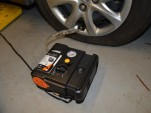 AAA tire inflator evaluation