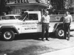 AAA service historical image