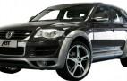 Abt tunes the VW Touareg TDI
