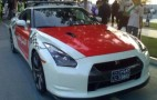 Nissan GT-R Police Car: For the Force That Has Everything
