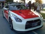 Abu Dhabi Police Nissan GT-R
