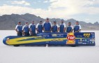 World's fastest motorcycle to attempt land speed record in August