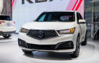 2019 Acura MDX A-Spec debuts at 2018 New York auto show