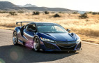 Tuner presents 610-horsepower Acura NSX at SEMA