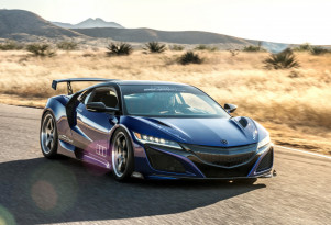 Science of Speed custom Acura NSX debuted at 2017 SEMA show