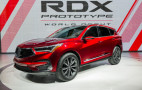 Acura RDX prototype is a thinly veiled 2019 RDX that puts luxury rivals on notice