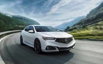 2018 Acura TLX video preview