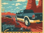 Ad for the Ram 1500 Laramie Longhorn by Anderson Design Group