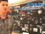 Adam Barry, accessory designer for Corvette and Camaro