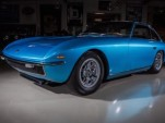 Adam Carolla's 1968 Lamborghini Islero on Jay Leno's Garage screencap