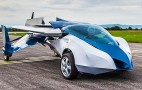 Another Flying Car: Slovakian Aeromobil 2.5 Makes First Test Flight