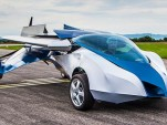 Aeromobil 2.5 flying car