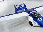 Aeromobil 3.0 flying car prototype