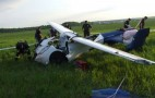 Aeromobil Flying Car Crashes During Test Flight