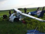 Aeromobil flying car wreckage - Image via SME