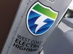 AeroVironment DC fast charger, part of West Coast Electric Highway  -  Centralia, WA