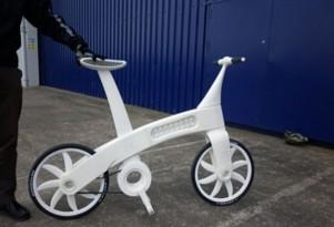 Airbike nylon printed bike