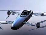 Alauda Racing flying car racing series