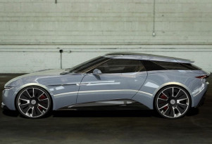 Alcraft GT electric shooting brake