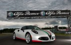 Alfa Romeo 4C Safety Car Revealed