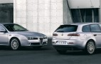 Alfa Romeo updates 159 sedan and wagon