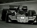 Alfa Romeo-Powered Brabham At Watkins Glen In 1977