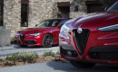 2019 Alfa Romeo Giulia and Stelvio equipped with Nero Edizione package