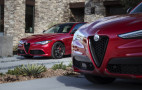 Alfa Romeo's Nero Edizione package for Giulia and Stelvio debuts in New York