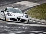 Alfa Romeo 4C attacks the Nürburgring Nordschleife