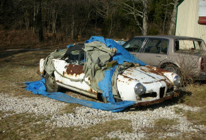 My first barn find: reuniting two Alfa Romeo roadsters
