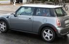 Spy shots: all-electric Mini Cooper caught testing