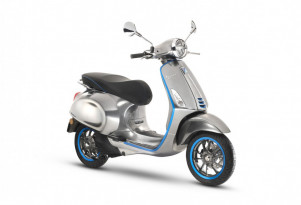 Iconic Vespa Scooter, now 70 years old, gets brand-new electric powertrain