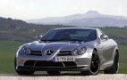 All-new Mercedes-Benz SLR McLaren 722 Edition debuts