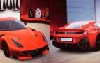 Ferrari F12 GTO Set For 2015 Frankfurt Auto Show?