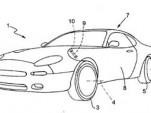 Alleged Ferrari vertical door patent