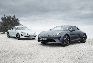 Alpine A110 Pure and Légende