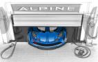 Hardcore Alpine A110 track car teased