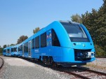 Alstom Coradia iLint hydrogen fuel-cell train