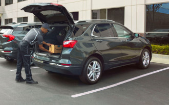 Special delivery: Amazon can now access your car's trunk