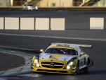 AMG customer teams at the 2013 Dubai 24 Hours endurance race