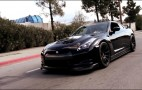 An 800-Horsepower Nissan GT-R Visits Jay Leno's Garage: Video