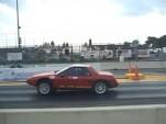 An 800 horsepower, 2,400 amp... Fiero?