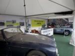 An Aston Martin DB6 awaiting restoration, alongside a restored DB5 - Image: Aston Martin